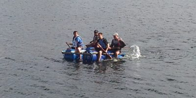 Water Rafting Triometric Social