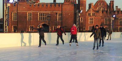 Ice Skating Triometric Social