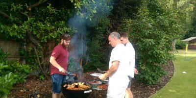 Barbecue Triometric Social