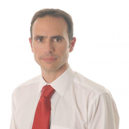 Richard Baker, Technical Director Triometric