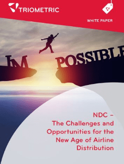 NDC Challenges Airline Distribution White Paper