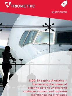 NDC Shopping Analytics White Paper