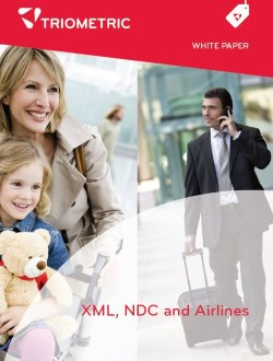XML NDC airlines white paper