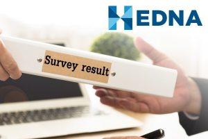 HEDNA Survey Result Data Analytics Blog