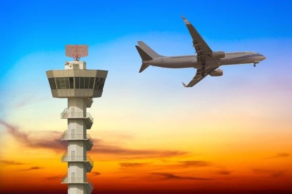 Aircraft Control Tower NDC Blog