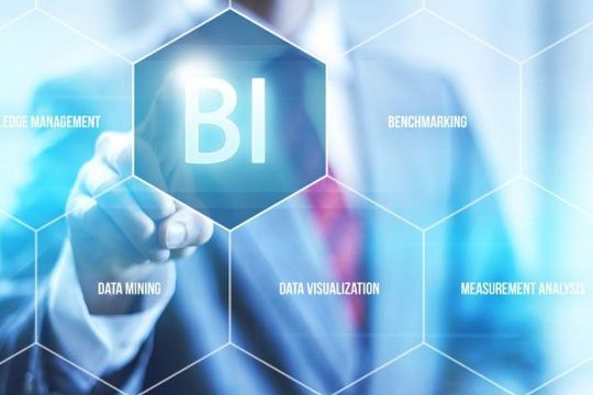 BI Reading Data With Intelligence Blog