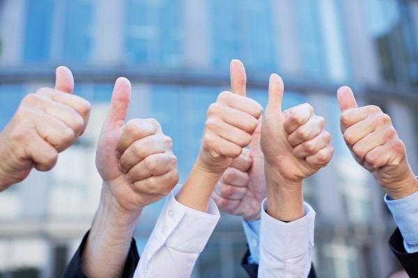 Thumbs Up NDC Blog