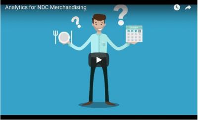analytics NDC merchandising video