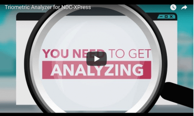 Trio Analyzer For NDC Video