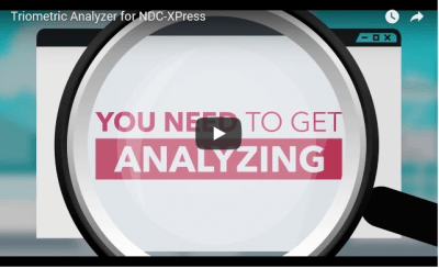 Trio Analyzer For NDC Video