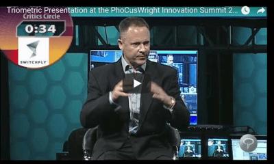 Triometric Presentation PhoCusWright Video